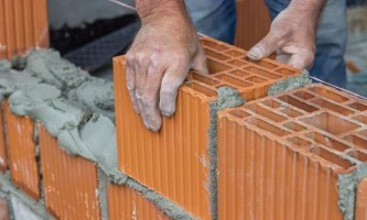 Технология кладки керамического кирпича
