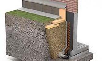 Тепло вашего дома начинается с фундамента!