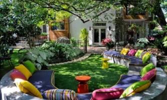 Терраса: зона отдыха на свежем воздухе