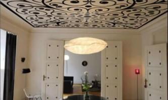 Тканевые натяжные потолки clipso — швейцарские потолочные покрытия