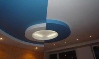 Тканевые потолки clipso — достоинства, модели, сферы использования