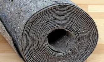 Толщина подложки под ламинат – главная характеристика выбора этого вспомогательного материала