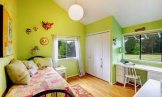 Топ-5 решений для детской комнаты (фото)