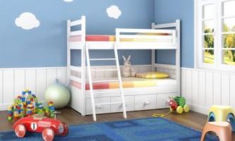 Топ-5 секретов детской комнаты (фото)