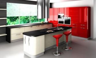 Топ-5 трендов кухонной мебели