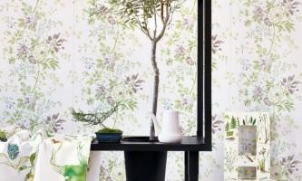 Тренд весны: ботанические принты в интерьере
