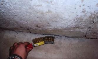 Борьба с сыростью в подвале