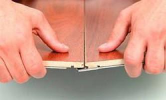 Укладка ламината — схема укладки ламината, технология, способы