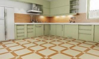 Укладка плитки на кухне на пол: рекомендации по монтажу