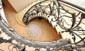 Винтовая лестница: какие особенности?