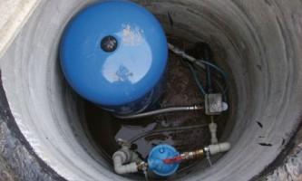 Водоснабжение дома из артезианской скважины