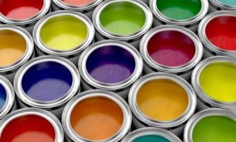 Все о фасадных красках