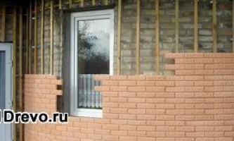 Выбор материала для декоративной облицовки деревянного дома