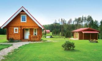 Выбор места для гостевого дома