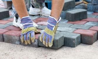Выбор тротуарной плитки для мощения дорожек и площадок