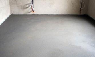 Выравнивание бетонного пола своими руками – популярные методы