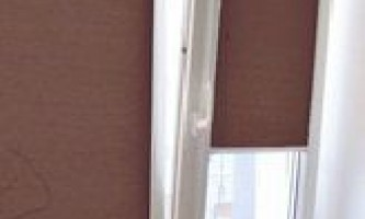 Жалюзи рулонные на пластиковые окна