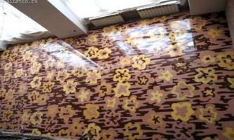 Идеальное напольное покрытие – промышленные наливные полы