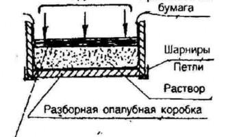 Как сделать деревобетон и деревобетонные блоки ?