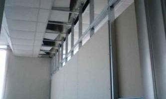 Правила выполнения обшивки стен из гипсокартона